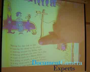 Story Time using a Document Camera, Visualiser, Digital Presenter- Image 2