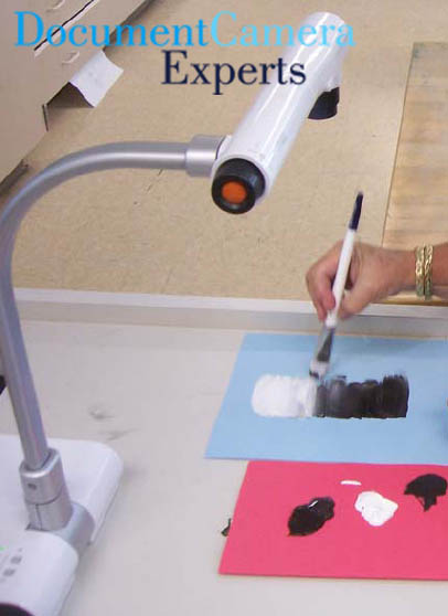 Art Smart using a Document Camera Visualiser Digital Presenter- Image 1