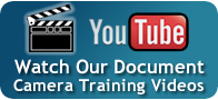 Watch Our Document Camera Training Videos