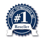 Our group of companies were the #1 reseller for Smart products in Canada for 2008
