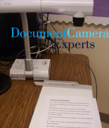 Proofreading using a Document Camera, Visualiser, Digital Presenter- Image 3