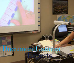 Show Me How using a Document Camera Visualiser Digital Presenter- Image 1