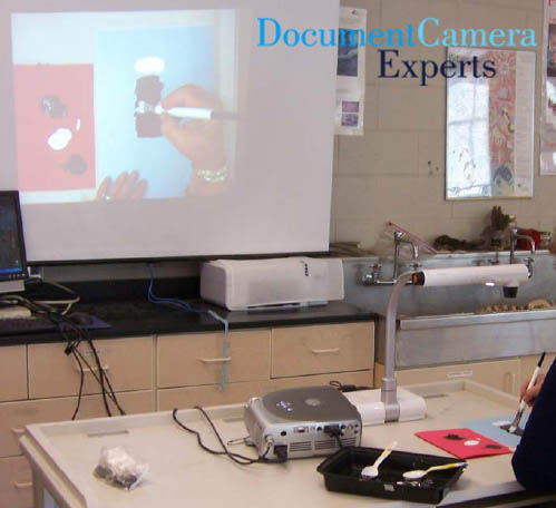 Art Smart using a Document Camera Visualiser Digital Presenter- Image 2
