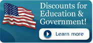 Discounts on document camera for education and government